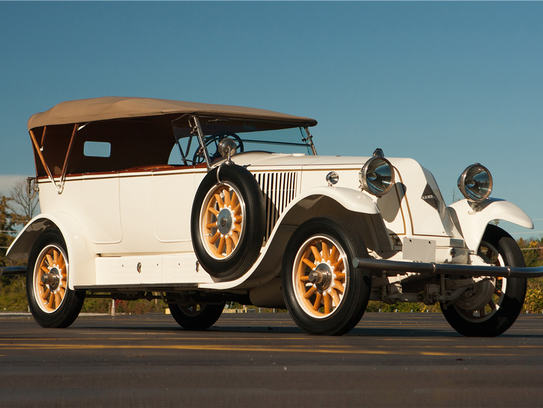 This 1920s luxury car cost more than a Rolls-Royce