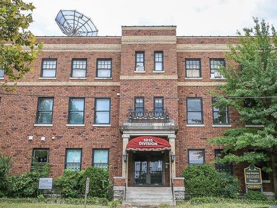 Crittendon Building, corner of 19th Avenue South/Division,