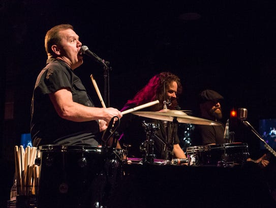 Cowboy Mouth performs at a past Vinyl Music Hall show.