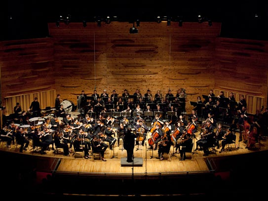 Rutgers Symphony Orchestra's performances this fall