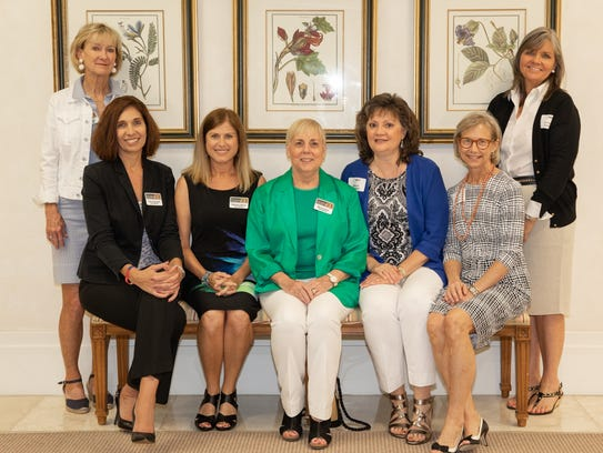 Impact 100 Indian River Grant Committee members Suzi