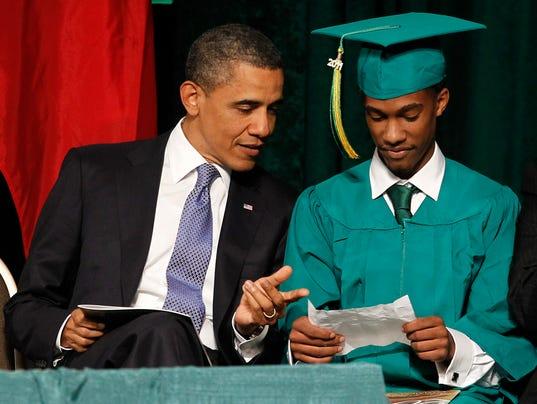Barack Obama, Christopher Dean