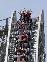Since the opening of the Zippin Pippin wooden roller