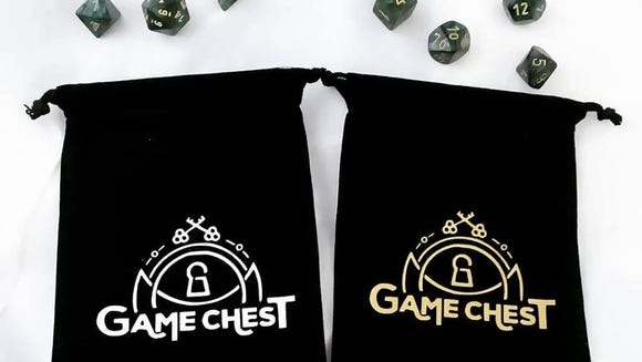 Game Chest, a new store selling a variety of board