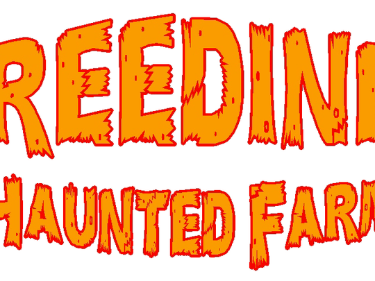 Treedine's Haunted Farm is one of the most popular spots to scare in the Upstate.