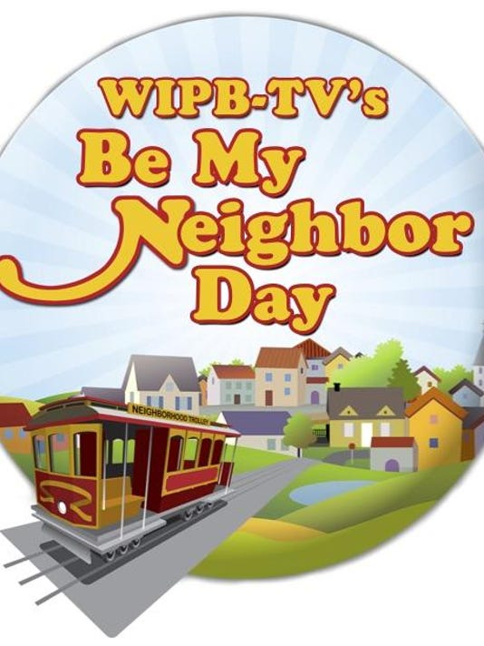 Be My Neighbor Day logo