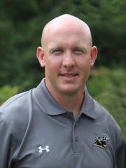New Canton Academy football coach Craig Bowman