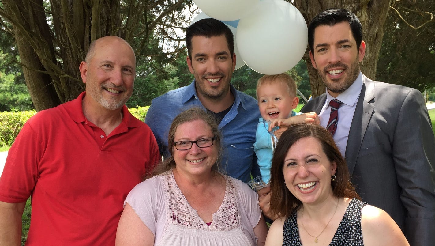 39 property brothers 39 make over home of maureen beaver Who are the property brothers