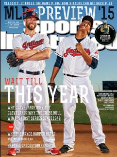 SI likes the Cleveland Indians to win the World Series.