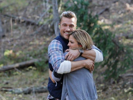 Becca accompanies Chris to Deadwood.