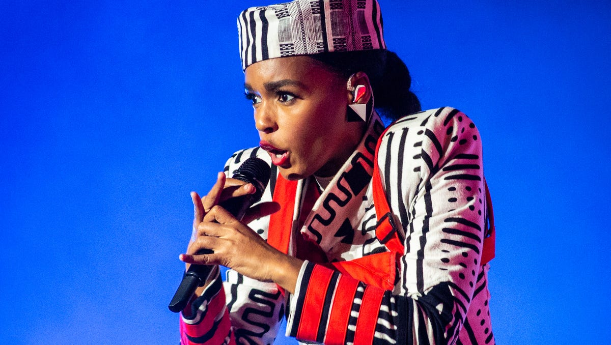 Janelle Monae brings her Dirty Computer Tour to the Murat