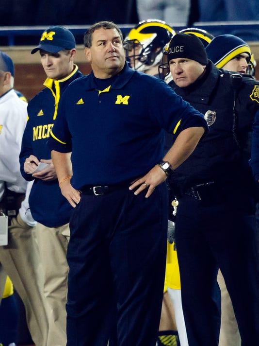 Michigan fires Brady Hoke after four seasons