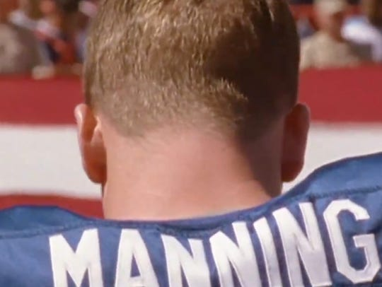 The Manning shot.