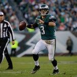 Mark Sanchez may again be the Philadelphia Eagles' starting quarterback on Thursday.
