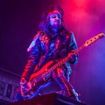 Rob Zombie will perform with Disturbed and Pop Evil at the Giant Center in Hershey May 22.