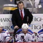 Rangers' Gorton needs to be right on Vigneault