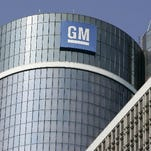 General Motors earned $1.X billion in the second quarter, up X.X% from a year earlier.