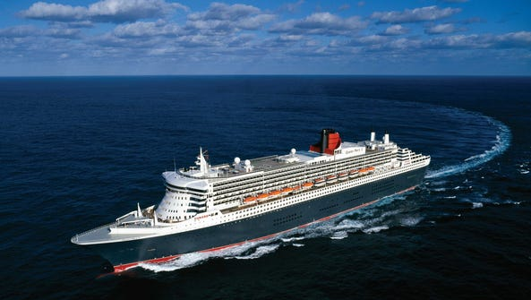 While still among the 20 biggest passenger vessels