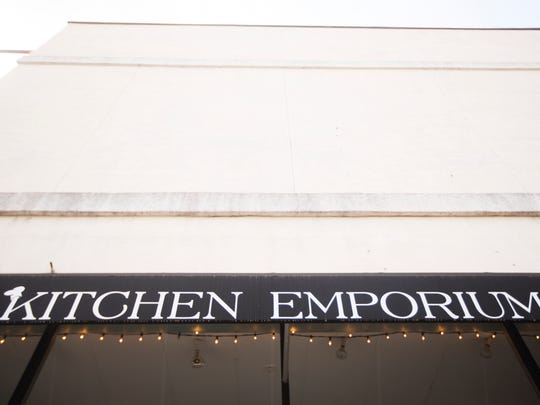 Best of Your Hometown best gift specialty shop, Kitchen Emporium in downtown Anderson.