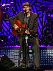 Legendary singer/songwriter James Taylor along with special guest Rock and Roll Hall of Famer Bonnie Raitt will perform live in concert Sunday at the Pensacola Bay Center.