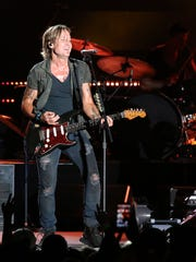 Keith Urban will perform with special guest Kelsea Ballerini on Saturday at The Wharf Amphitheater in Orange Beach, Alabama.