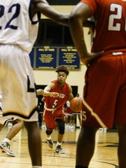 Sexton point guard Zervontae Smith will be one of 23