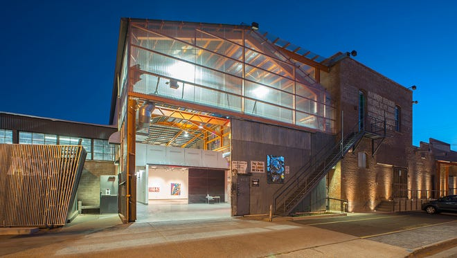 Grant Street Studios in downtown Phoenix houses a number of ASU School of Art graduate programs and two galleries: Step and Northlight.