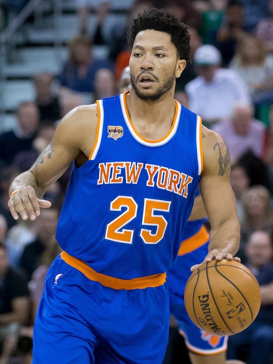 Cavaliers sign former NBA MVP Derrick Rose to one-year ...