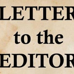 Letter: Fond du Lac has an opinion, if they know what the city council will discuss
