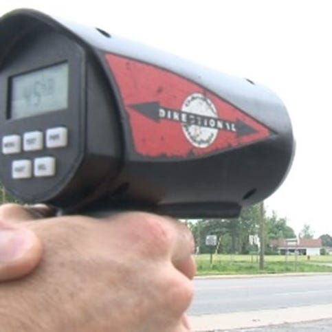 San Angelo police issue 65 tickets during LIDAR traffic operation