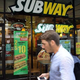 Subway to close about 500 U.S. restaurants