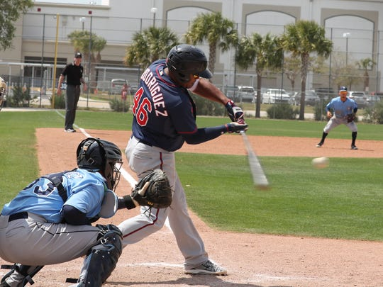 Minor league camp can beat big-league camp from a fan's perspective. You can get up close to future big league players and all the action. Many spectators become friends and get an inside scoop to the future team.