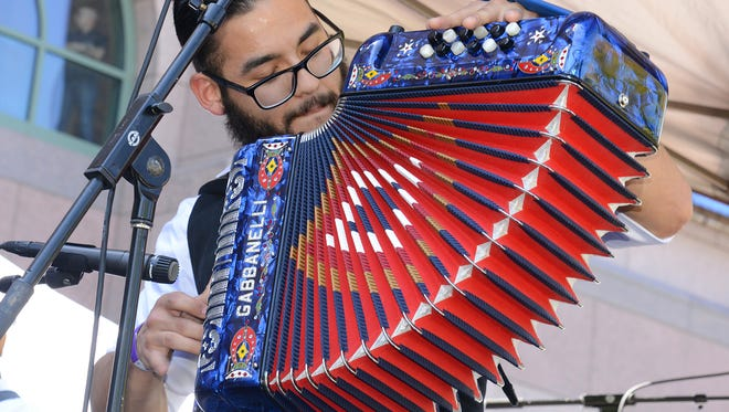 Texas Folklife's Big Squeeze 2017 accordion contest will return Sunday to Corpus Christi to highlight the talent and diversity of accordionists in Texas.