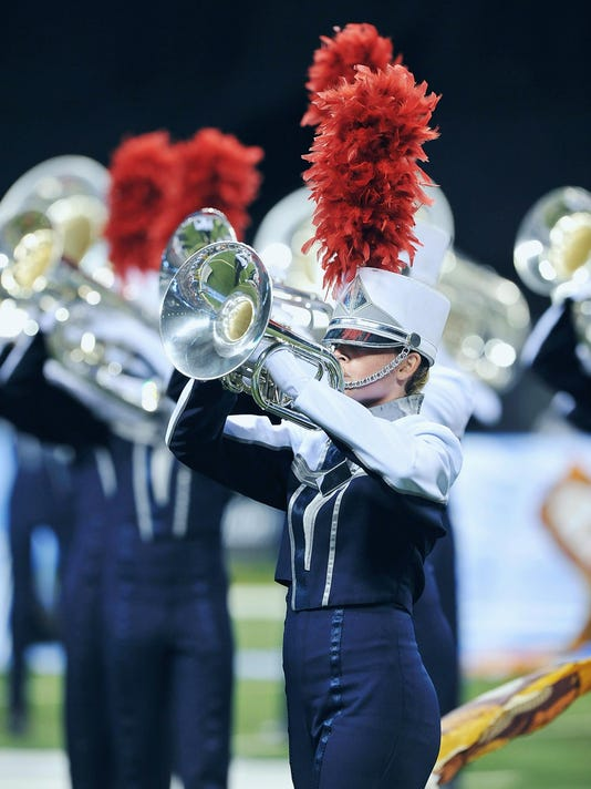 Blue Stars – 2014 DCI World Championship Semifinals