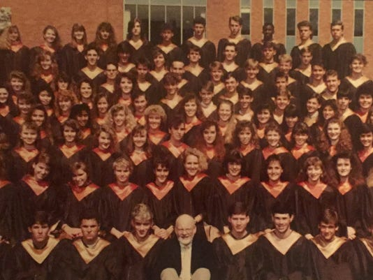 Sprage-Concert-Choir-1989 Gary Frame