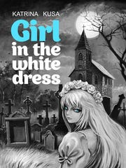 """Girl in the White Dress"" written by Katrina Kusa."