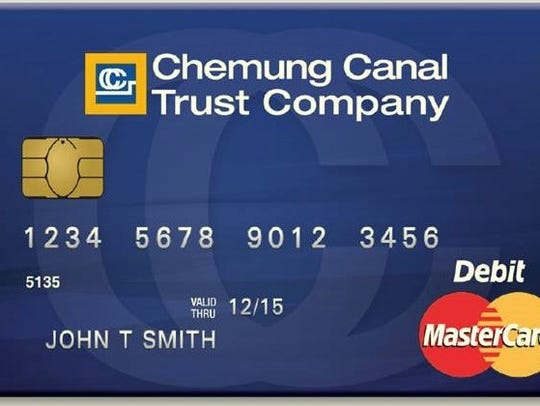 Chemung Canal Trust Co. offers a new debit card with