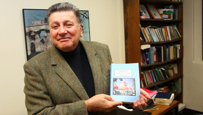 Two of Sicilian author Luigi Capuana'a nine plays have been translated into English by Middlesex County College Professor Santi Buscemi.