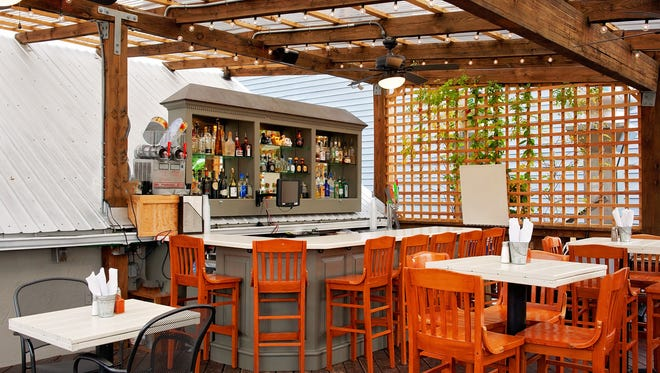 Papa Grande's Coastal Taqueria, now entering its second season, plans to reopen its popular rooftop deck on April 3.