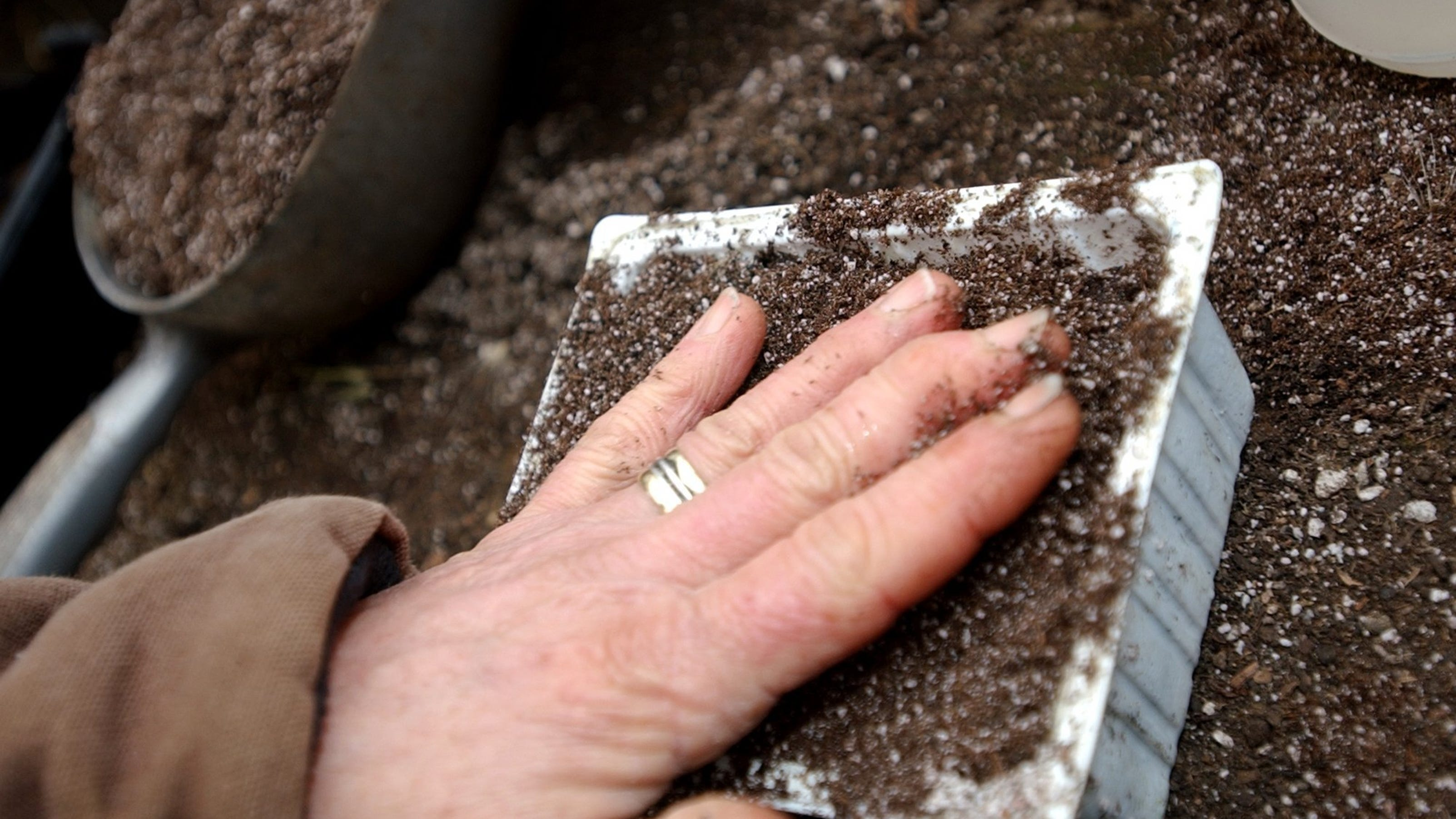 Make up your own soil mix for seed planting for What makes up soil