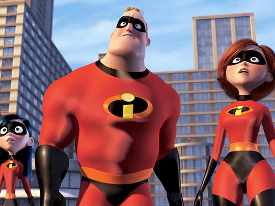 'Incredibles 2' arrives in theaters this summer.