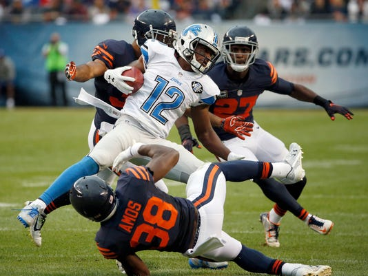 Andre Roberts, Adrian Amos