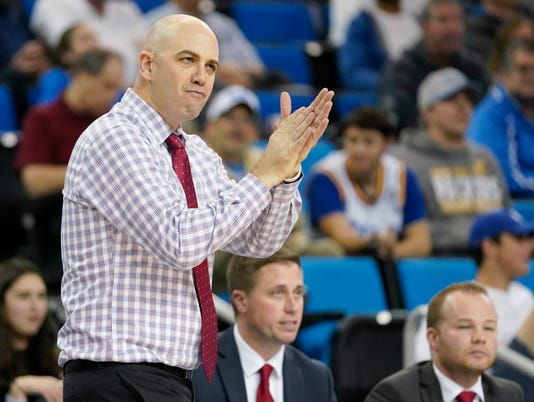 NCAA Basketball: South Dakota at UCLA