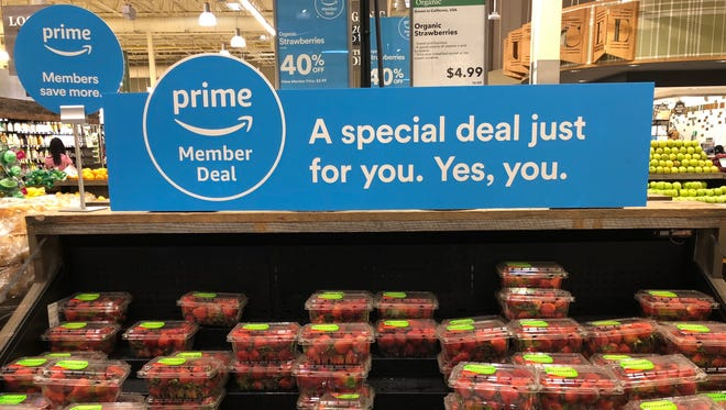 The new Prime loyalty discount is now available at Whole Foods Market stores nationwide.