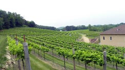 Wollersheim Winery in Prairie du Sac is open year-round,