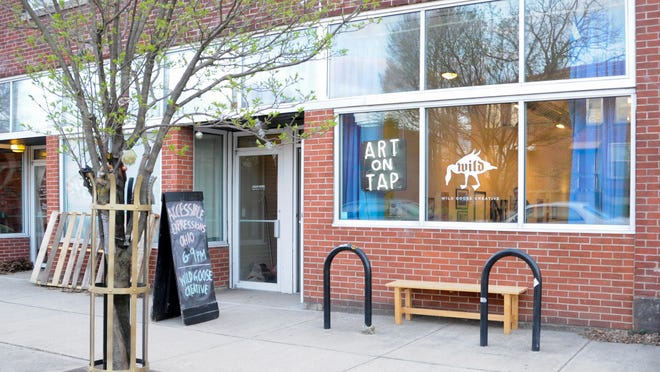 Wild Goose Creative is leaving its Summit Street space, but plans to relocate to Franklinton within a matter of months.