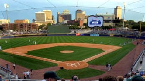 Tickets for the Belmont-Vanderbilt baseball game at the Nashville Sounds' First Tennessee Park go on sale Monday.