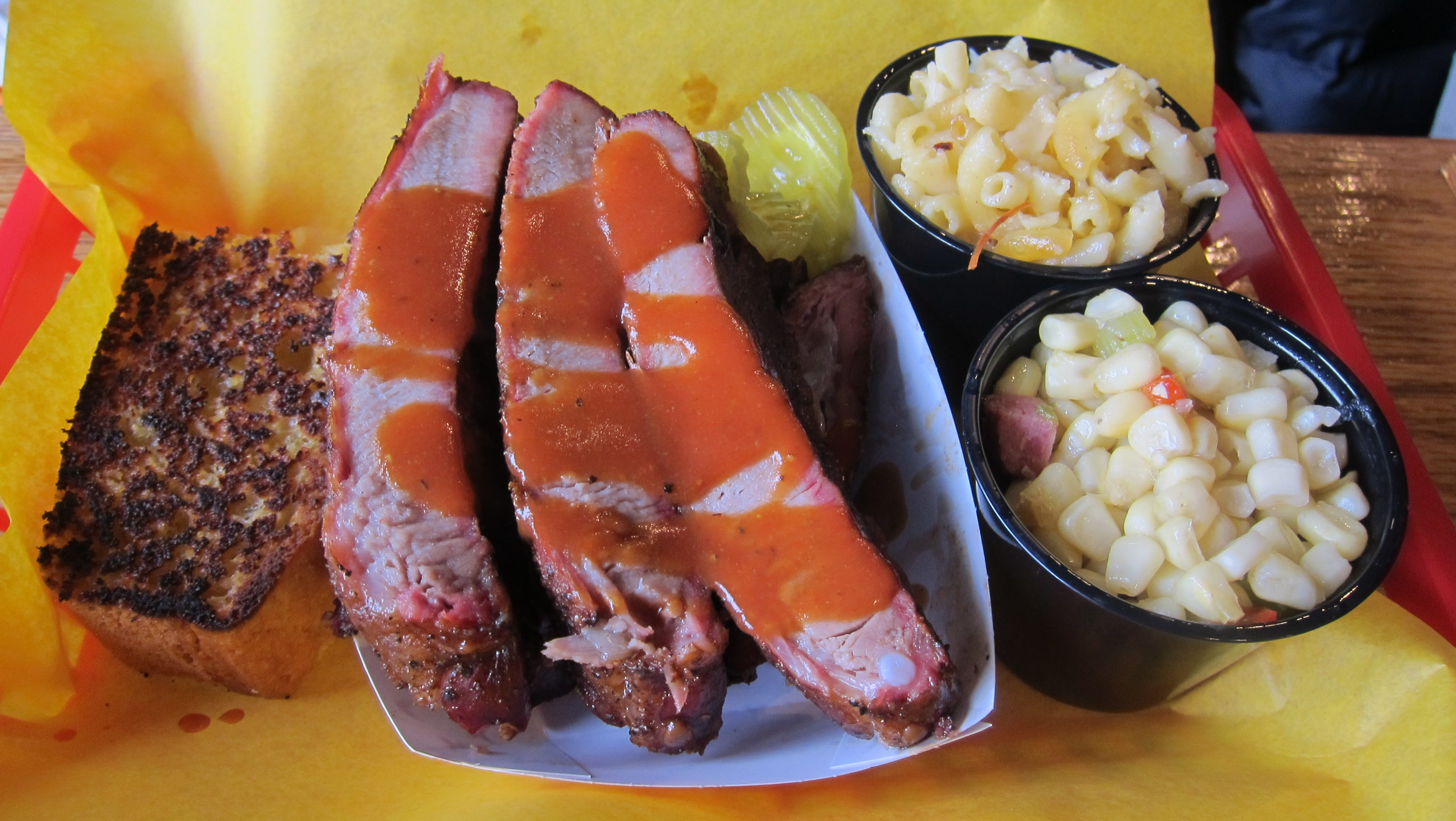 Beyond Mcrib Moe S Bar B Que Does Sparerib Sandwich Right Never miss another show from moe twist. moe s bar b que does sparerib sandwich