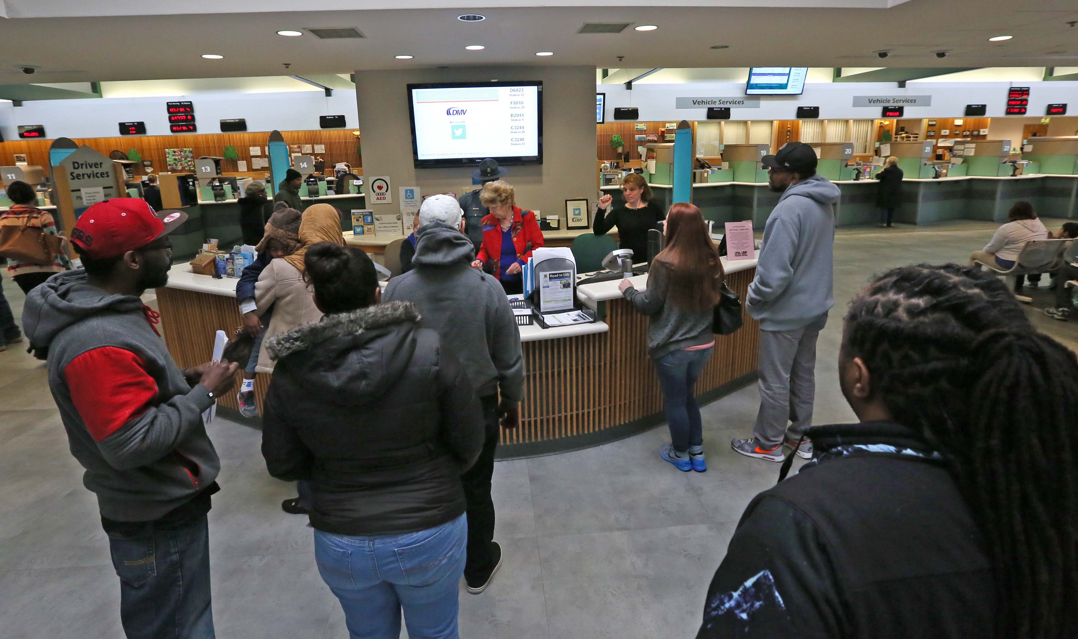 A New Way To Pay Court Fines Child Support At The Dmv