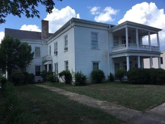 The Cleveland Masonic Female Institute at 633 N. Ocoee